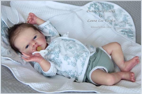 baby Atticus By: L.L.E
