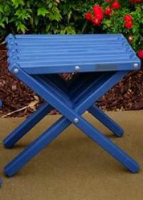 Folding Stool-Table