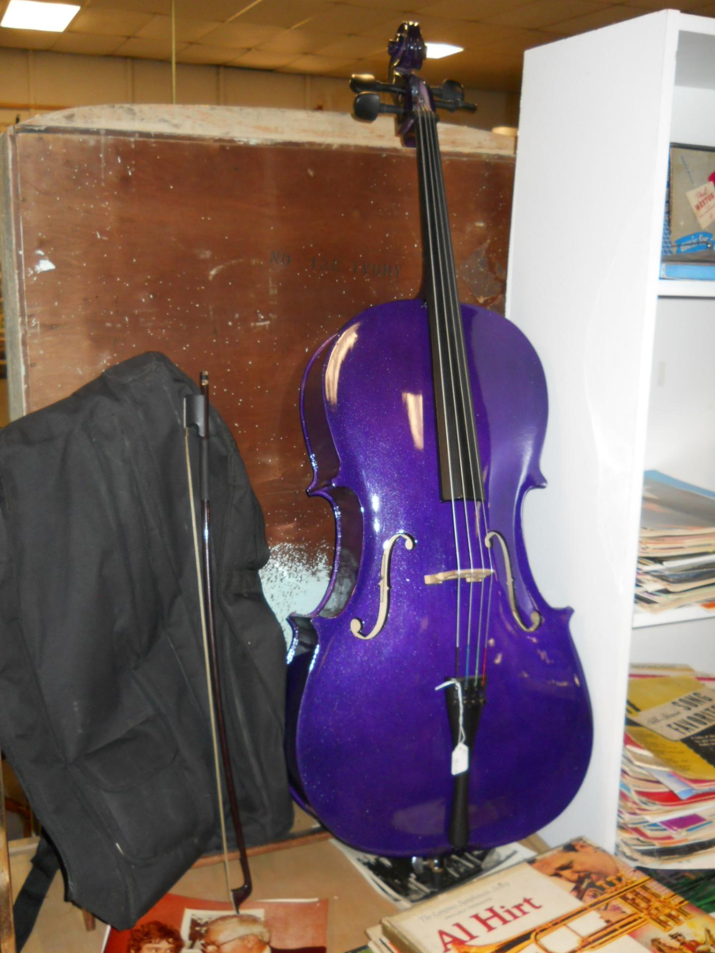 A1 3/4 Cello $100