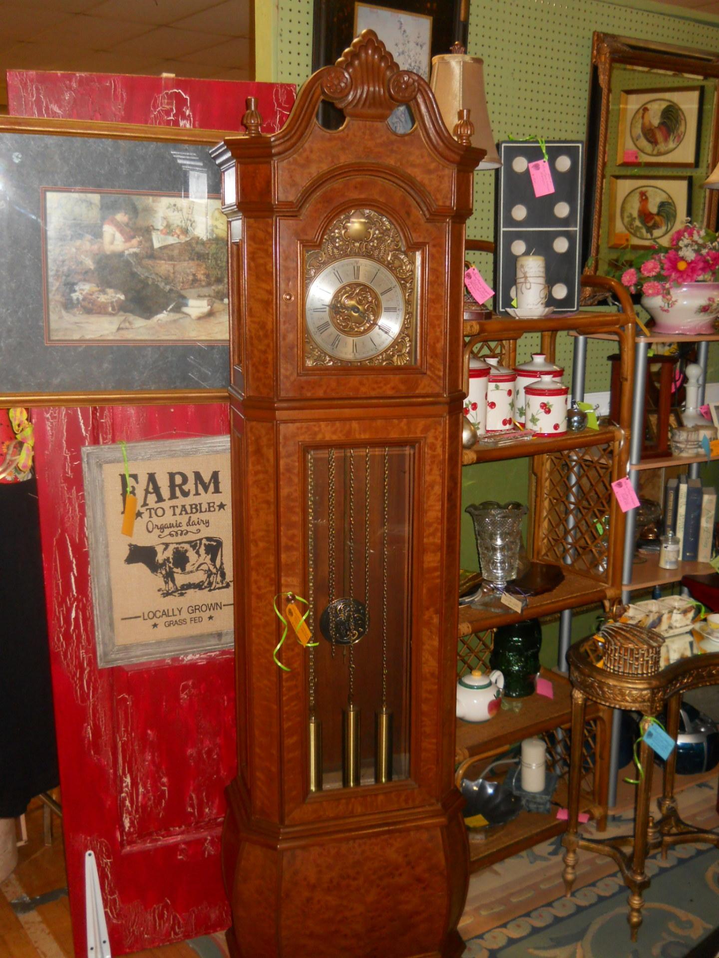 D15 Grandfather Clock $495