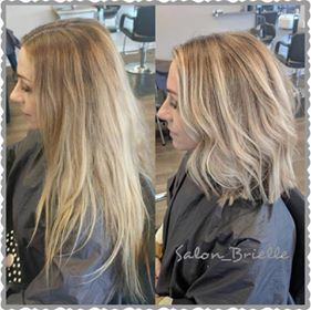 Make over with a beautiful Balayage