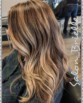 Color Touch-up and Balayage
