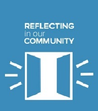 Reflecting in our Community - Jasper & Newton County Teams