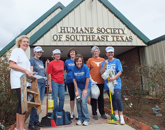 Humane Society of Southeast Texas - Orange County Team