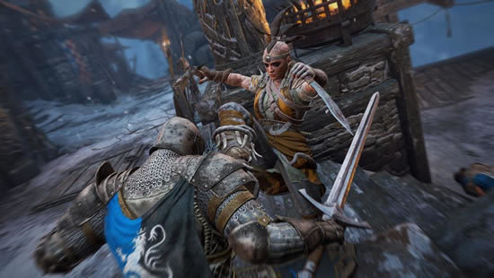 For Honor's Storm and Fury Season Update
