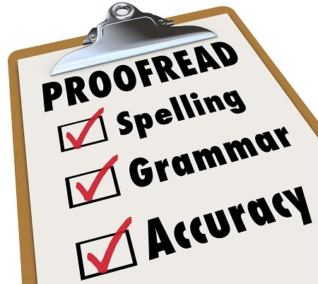 Online Proofreading and What You Should Know