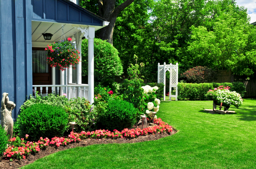 How To Select A Good Landscaping Company