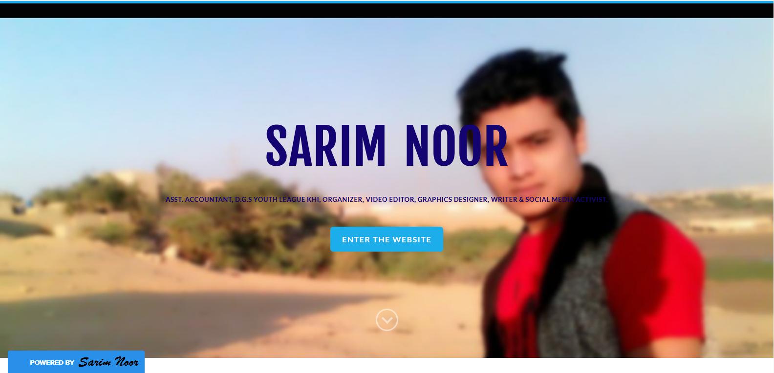 sarim noro website