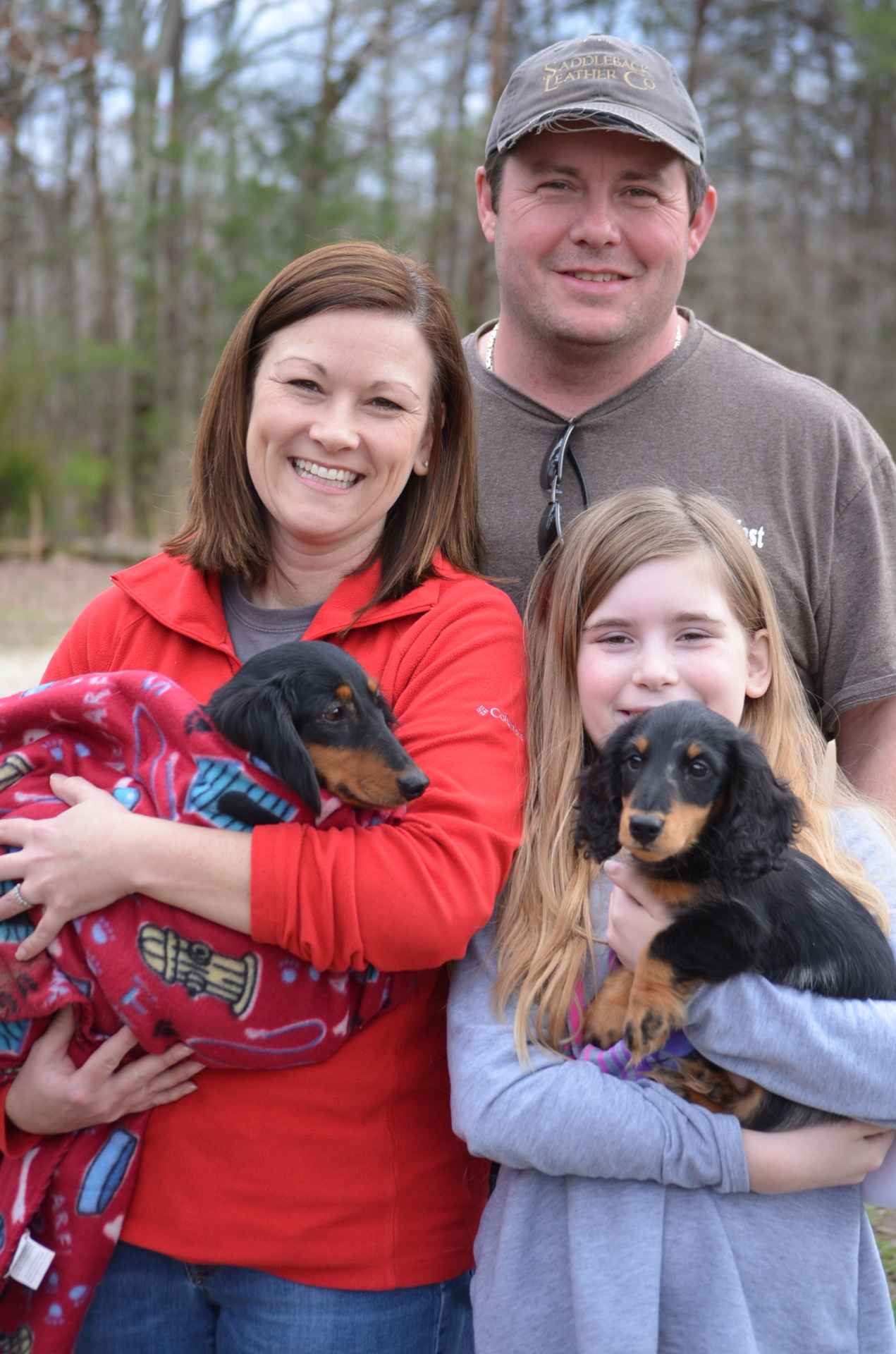 Chad, Dana and Ali going home with Sugar & Cooper