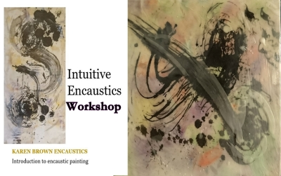 Intuitive Encaustics