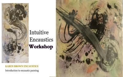 Intuitive Encaustics