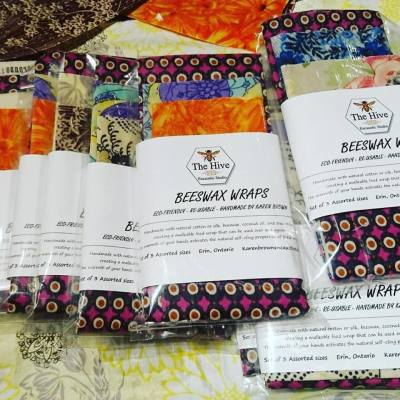 Beeswax Wraps - Make and Create