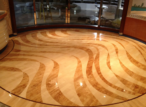 Benefits of Wood Custom Flooring