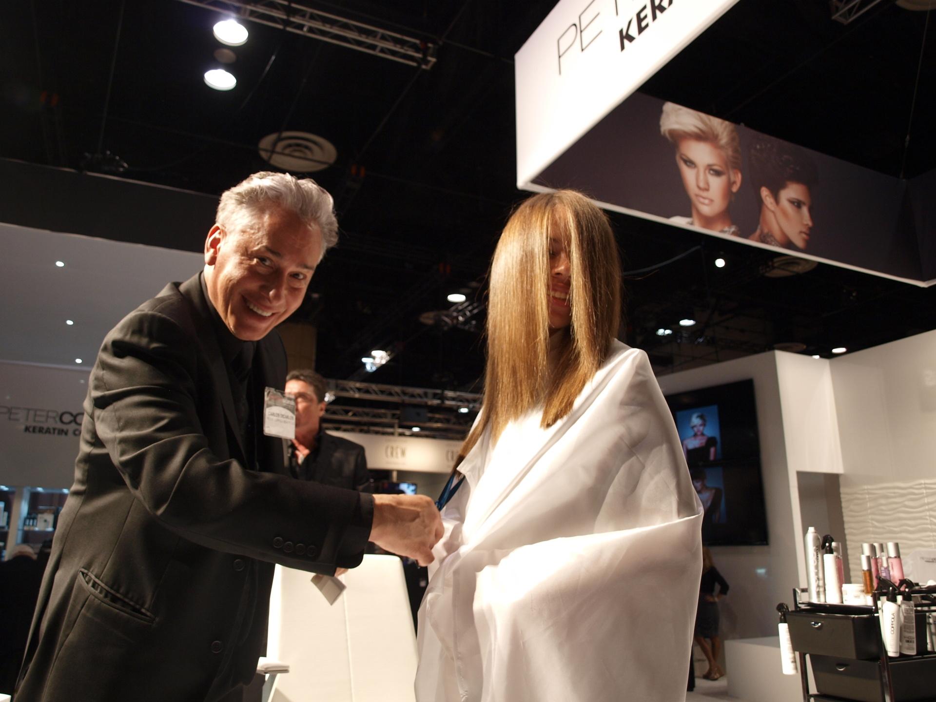 Orlando Hair Show for Peter Coppola