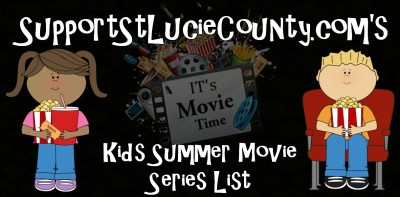 Kids Free and Low Cost Summer Movie Series