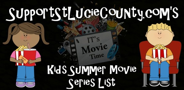Kids (Free or Deeply Discounted) Summer Movie Series