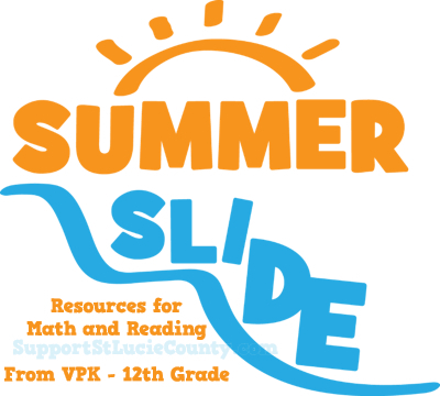 Summer Slide Reading Program for Students