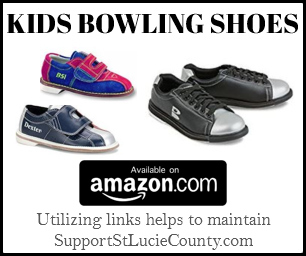 Kids Bowling Shoes on Amazon