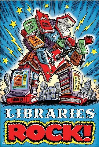 Indian River County Libraries Rock