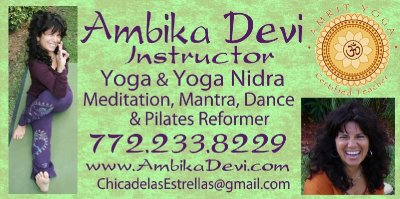 Ambika Devi Yoga Instructor