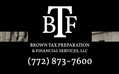 Brown tax Preparation & Financial Services