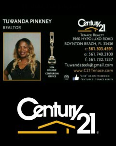Realtor Tuwanda Pinkney