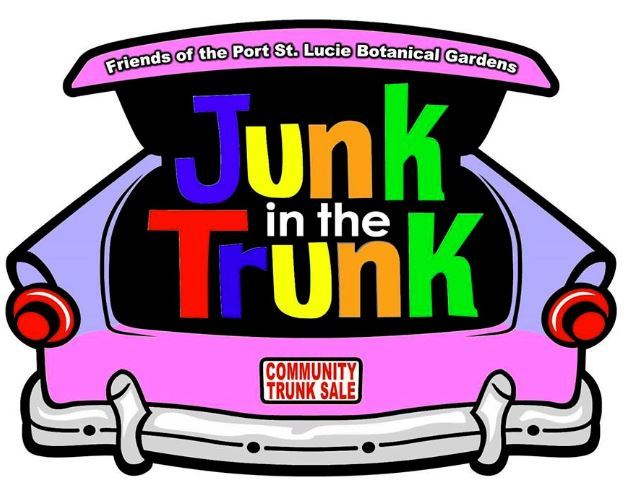 Junk in the Trunk Community Trunk Sale - PSL Botanical Gardens