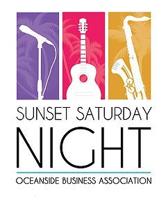 Oceanside Business Association presents Sunset Saturday Night Concert at Humiston Park