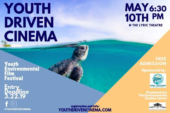 YDC (Youth Driven Cinema) Film Festival at The Lyric Theatre in Stuart