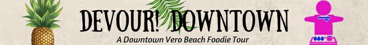 Devour Downtown Food Tour on Main Street Vero Beach