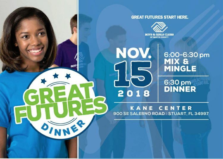 BGCMC Annual Great Futures Dinner at the Kane Center