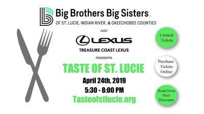 Big Brothers Big Sisters Taste of St. Lucie at Treasure Coast Lexus