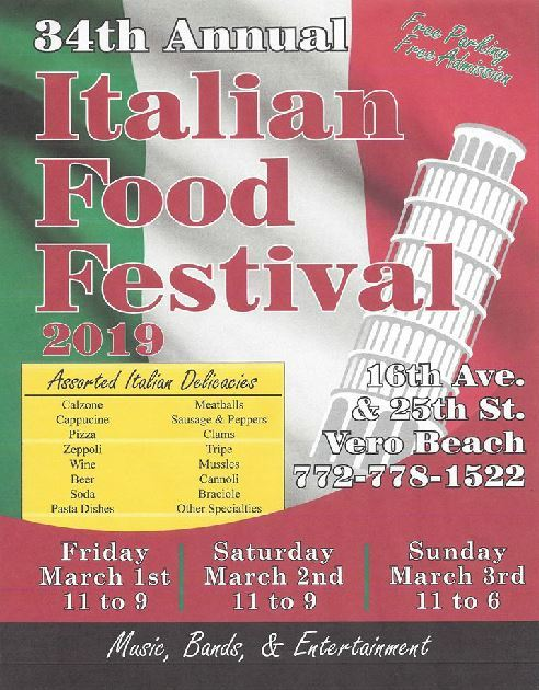 Italian Food Festival at the Italian American Civic Associates