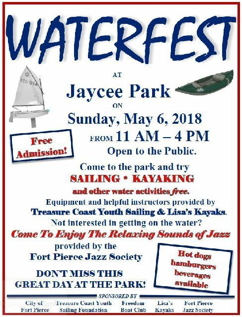 Waterfest at Jaycee Park in Fort Pierce