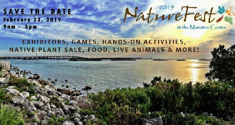 NatureFest at the Manatee Observation & Education Center