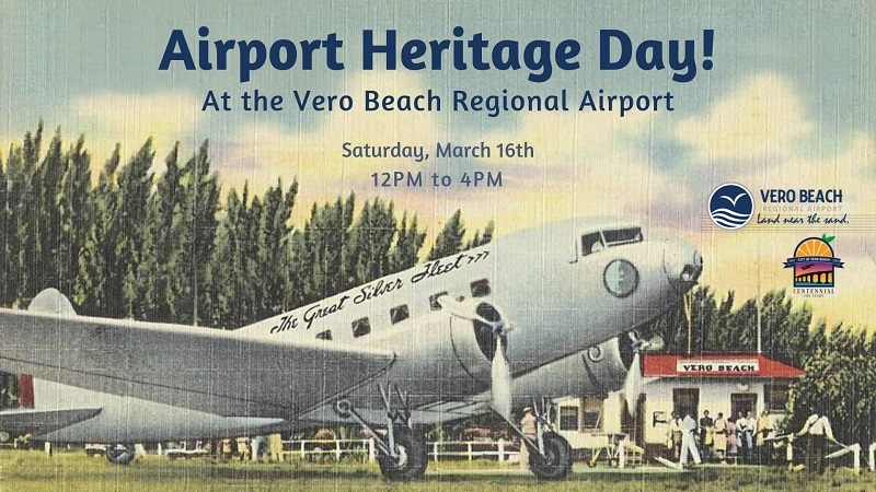 Airport Heritage Day at the Vero Beach Regional Airport