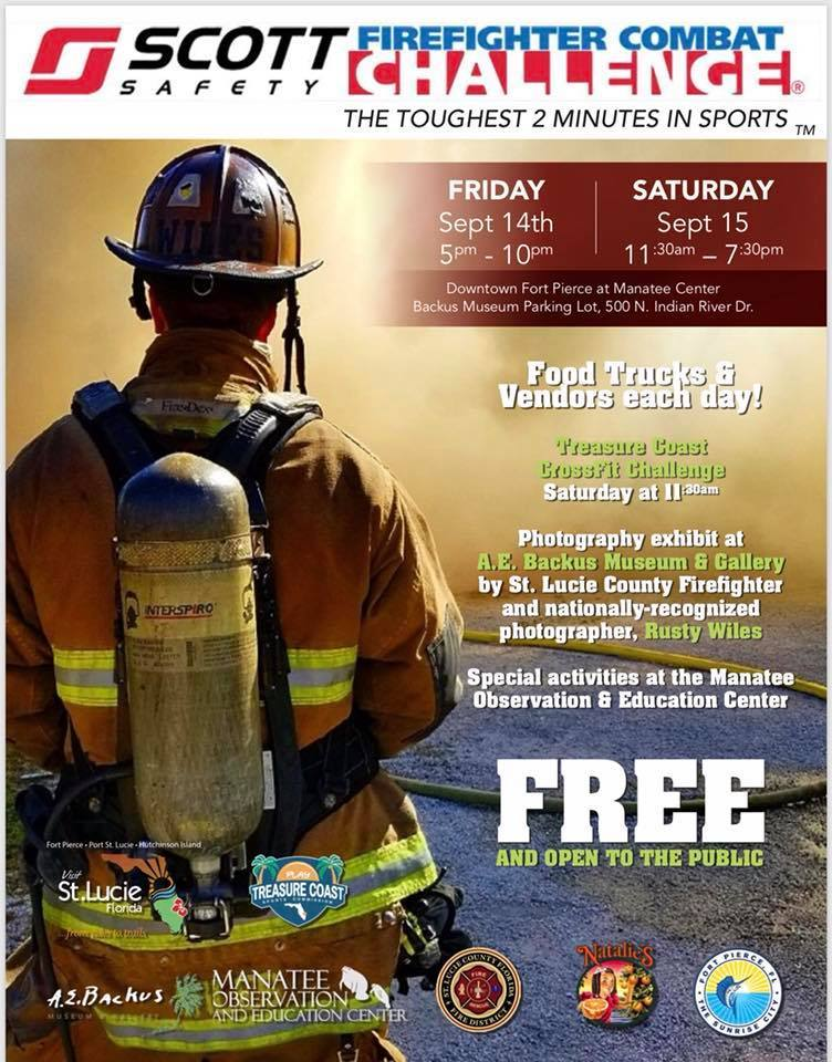 Firefighter Combat Challenge - Treasure Coast