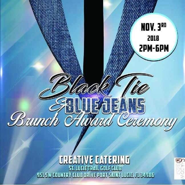 Black Tie & Blue Jeans Brunch to Honor Gentlemen Making an Impact