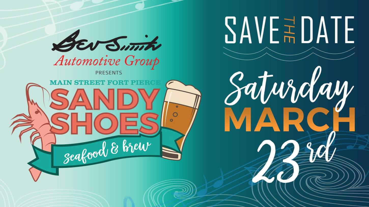 Sandy Shoes Seafood & Brew at Veterans Memorial Park