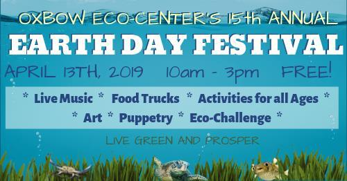 Oxbow's Annual Earth Day Festival