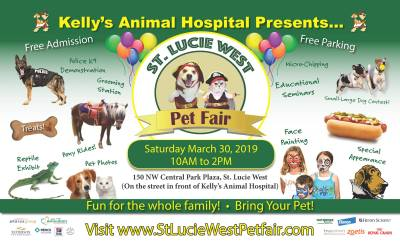 Annual Pet Fair at Kelly's Animal Hospital