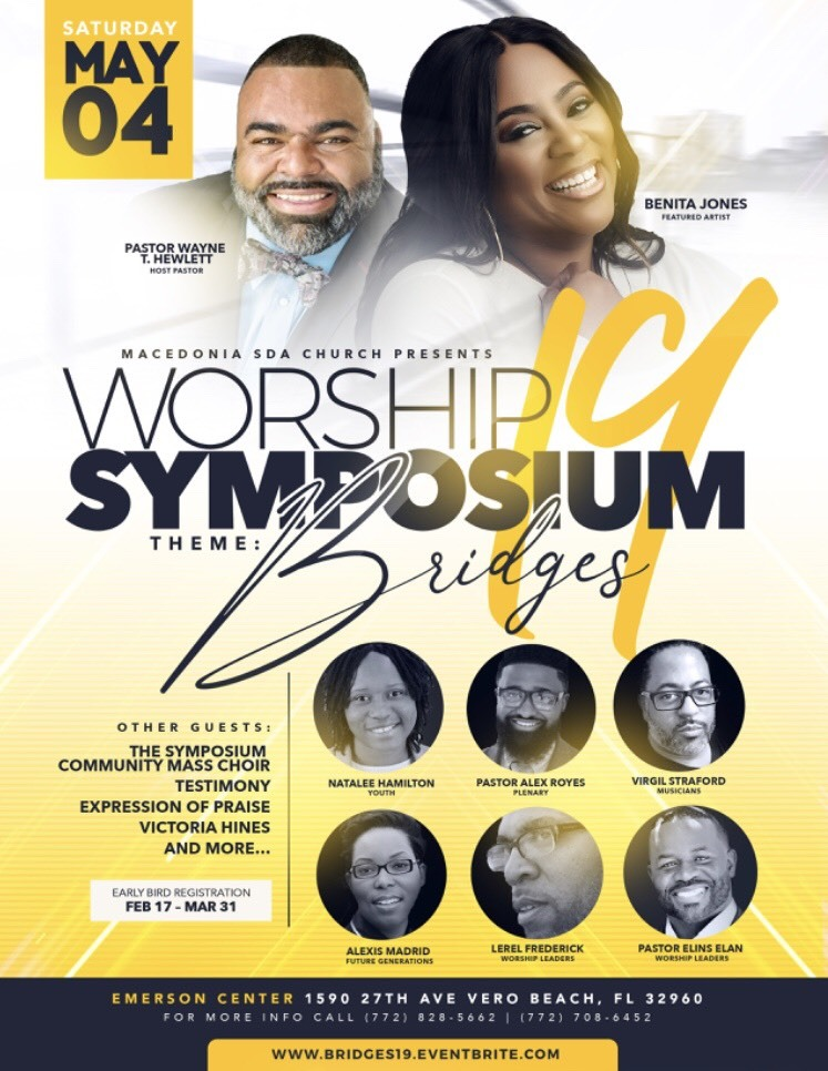 Worship Symposium at The Emerson Center