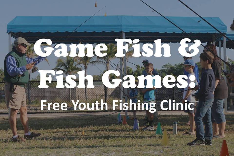 Game Fish & Fish Games at the Florida Oceanographic Society