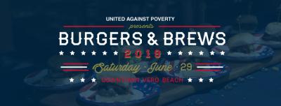 Burgers & Brews Festival in Historic Downtown Vero Beach