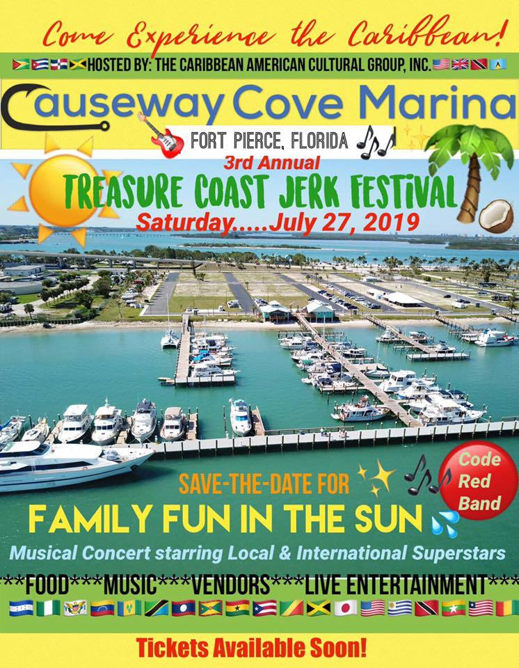 Annual Treasure Coast Jerk Festival
