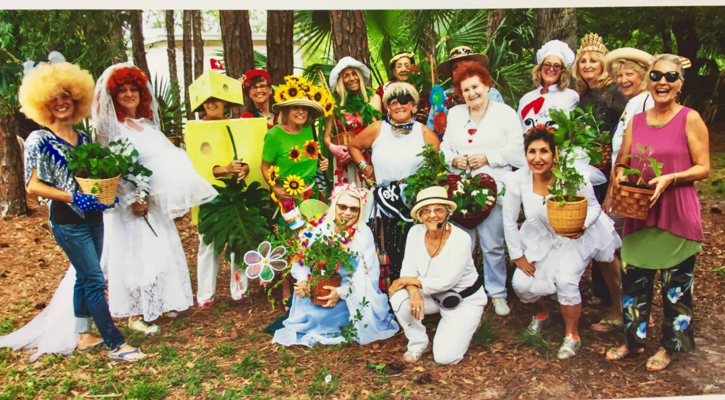 UF/IFAS St Lucie County Master Gardener Spring into Gardening Festival