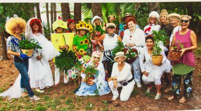 UF/IFAS St Lucie County Master Gardener Spring into Gardening Festival