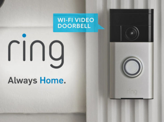 Purchase a RING Doorbell and Save $10 using my link.