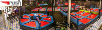 Special Needs Jump Time at RUSH Jensen Beach Extreme Trampoline Park