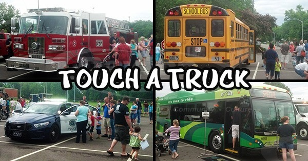 Touch a Truck at Renaissance Charter School